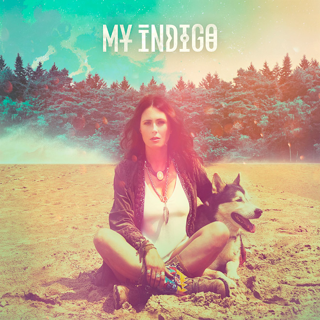 my indigo promo - Interview - Sharon den Adel Talks Rediscovery, My Indigo, & Within Temptation