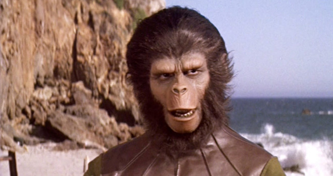 planet 3 - Planet of the Apes - A Groundbreaking Sci-Fi Odyssey 50 Years later