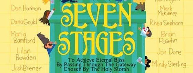 seven slide - Seven Stages to Achieve Eternal Bliss by Passing Through the Gateway Chosen by the Holy Storsh (Movie Review)