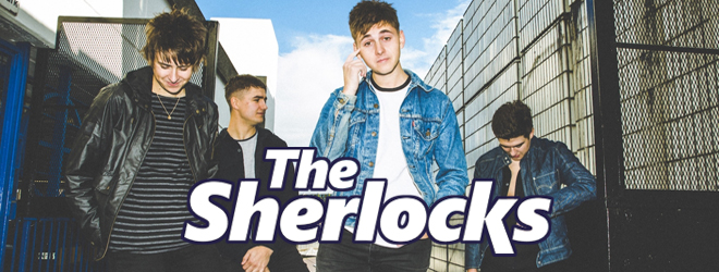 sherlocks interview slide - Interview - Kiaran Crook of The Sherlocks