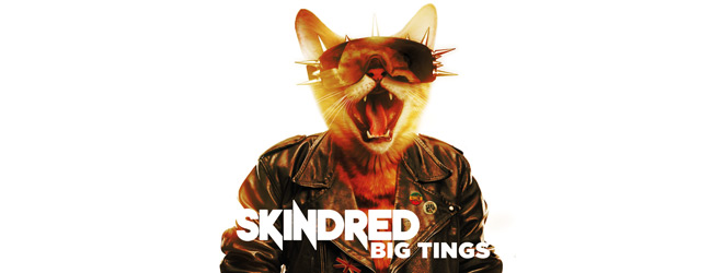 skindred big tings slide - Skindred - Big Tings (Album Review)