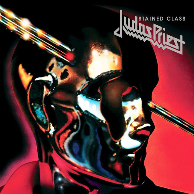 stained class album - Judas Priest - Stained Class 40 Years Later