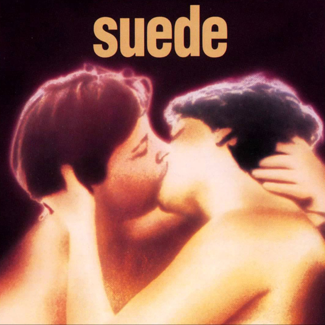 suede album cover - Suede's Self-Titled Debut Turns 25