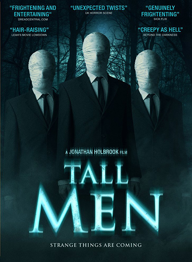 tall men poster - Tall Men (Movie Review)