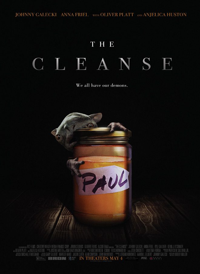 the cleanse poster - The Cleanse (Movie Review)