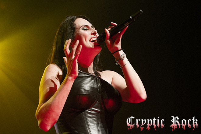within temptation 6 - Interview - Sharon den Adel Talks Rediscovery, My Indigo, & Within Temptation