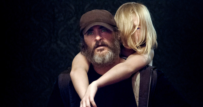you were 1 - You Were Never Really Here (Movie Review)