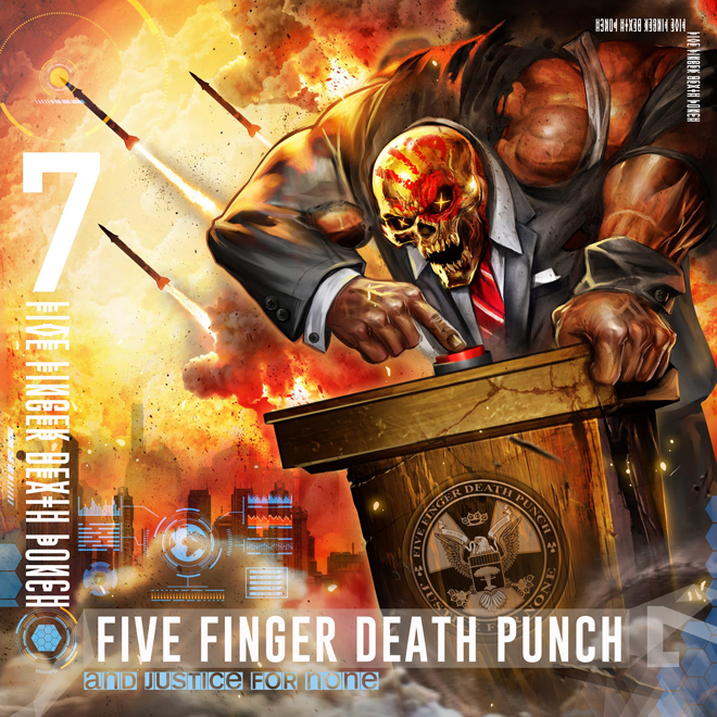 5FDP AndJusticeForNone Cover smr e1520975686578 - Five Finger Death Punch - And Justice for None (Album Review)