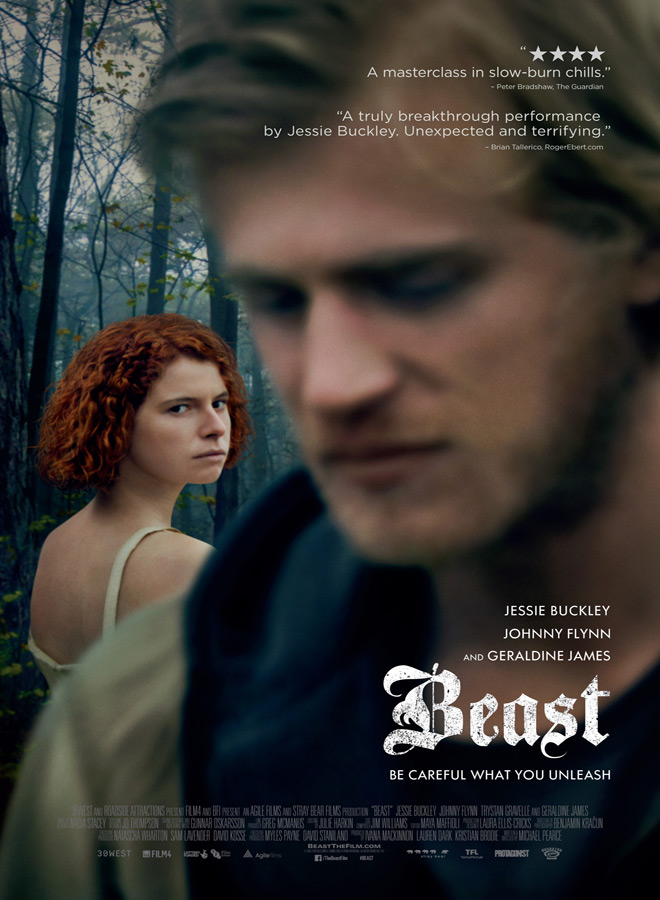 Beast poster - Beast (Movie Review)