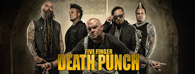 Five Finger Death Punch interview 2018 - Interview - Zoltan Bathory of Five Finger Death Punch