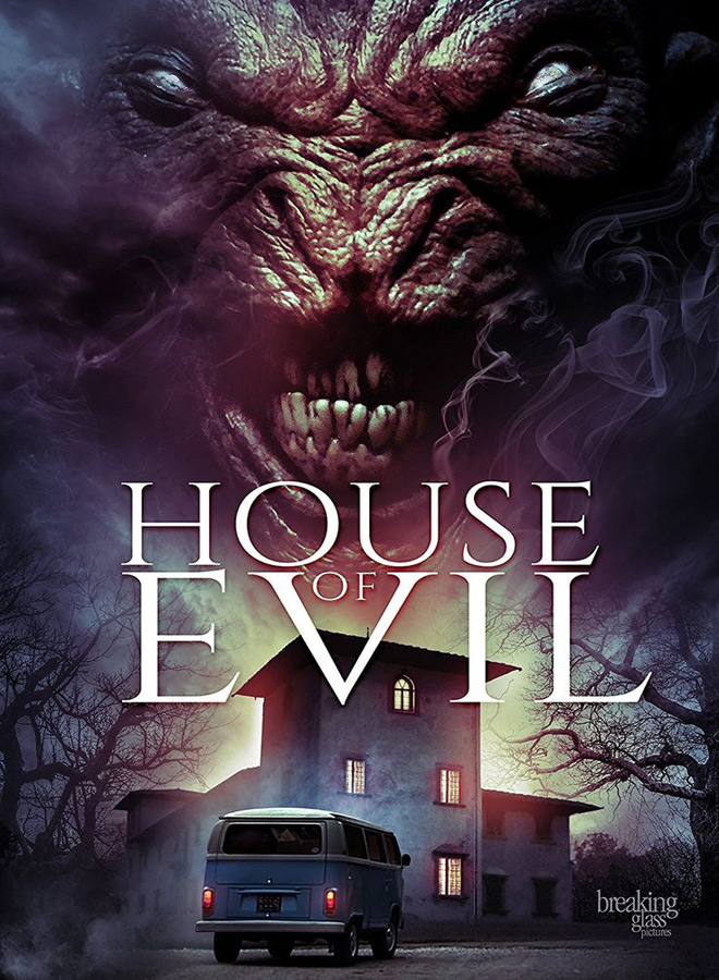 House of Evil poster - House of Evil (Movie Review)