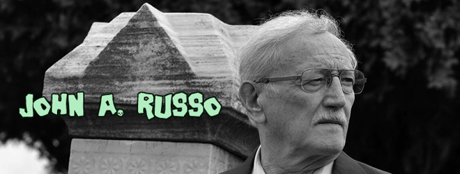 John A. Russo slide - Interview - John A. Russo