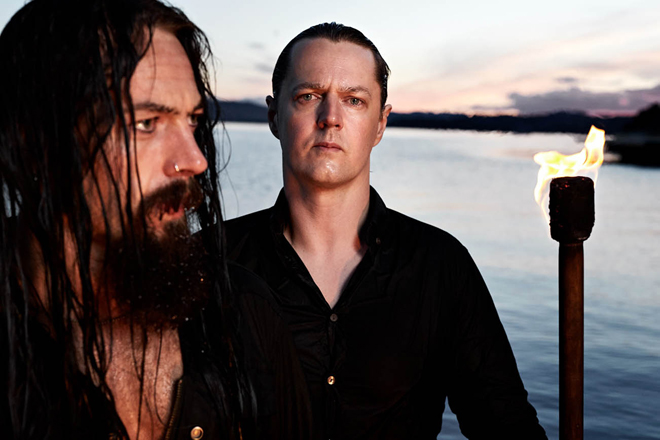 Satyr 9 - Interview - Frost of Satyricon