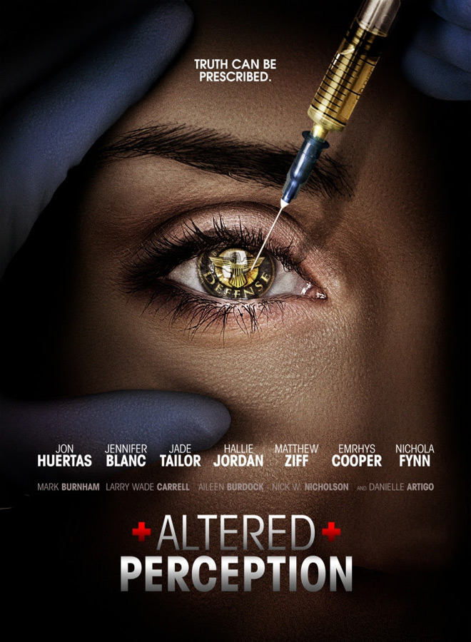 altered perception poster - Altered Perception (Movie Review)