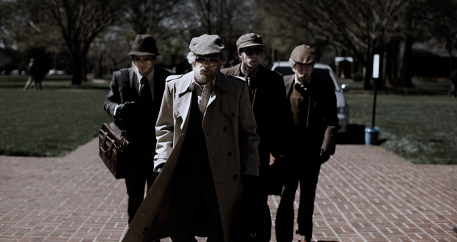american 4 - American Animals (Movie Review)