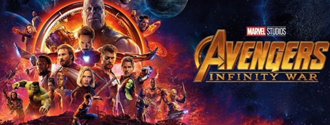 avengers banner - Avengers: Infinity War (Movie Review)