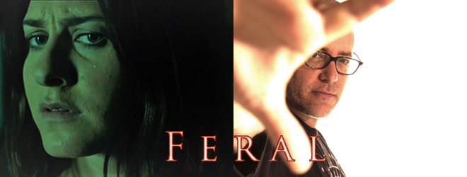 feral interview slide - Interview - Scout Taylor-Compton & Mark H. Young Talk Feral