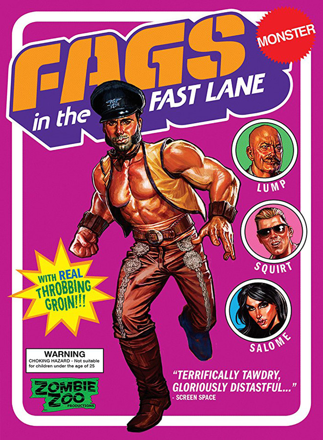 fitflposter - Fags in the Fast Lane (Movie Review)