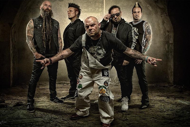 five finger 2018 album - Five Finger Death Punch - And Justice for None (Album Review)