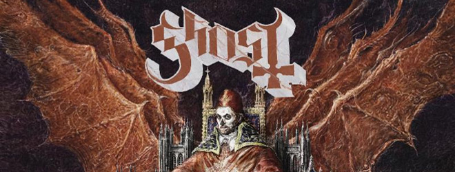 ghost 2018 slide - Ghost - Prequelle (Album Review)