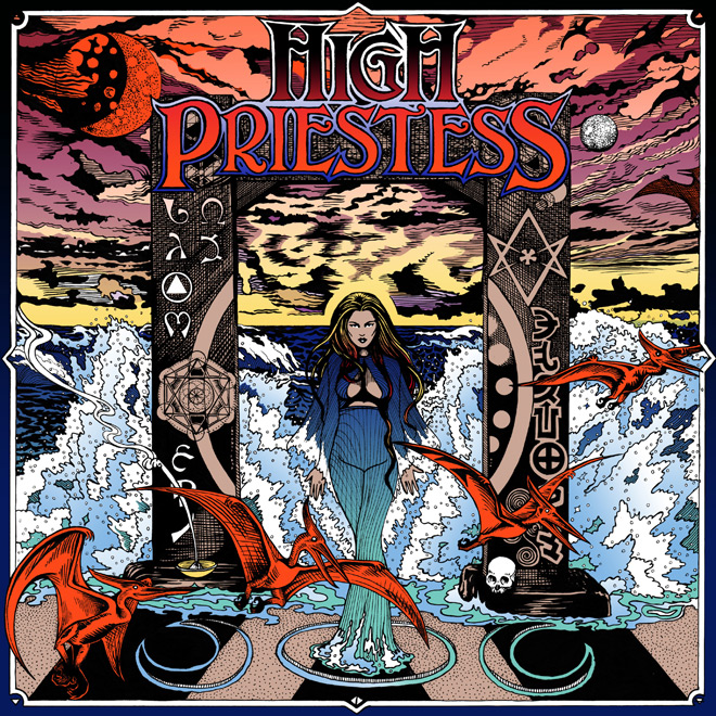 high - High Priestess - High Priestess (Album Review)