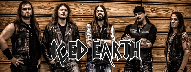 iced earth interview slide - Interview - Jon Schaffer of Iced Earth