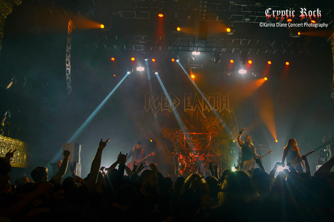 iced earth live 2018 2 - Interview - Jon Schaffer of Iced Earth