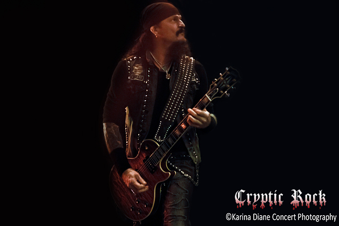 iced earth live 2018 - Interview - Jon Schaffer of Iced Earth