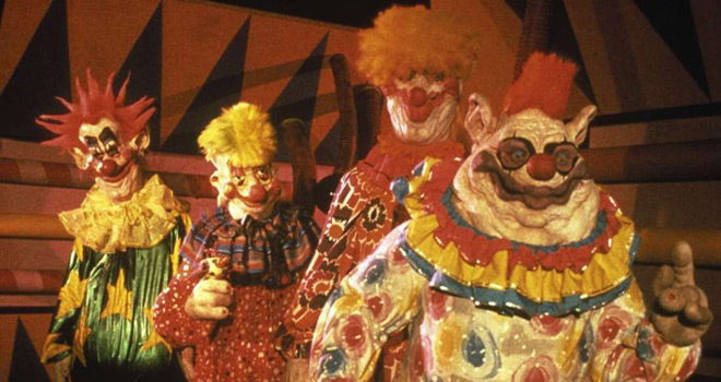 killer 1 - Killer Klowns from Outer Space - 30 Years Intergalactic Horror