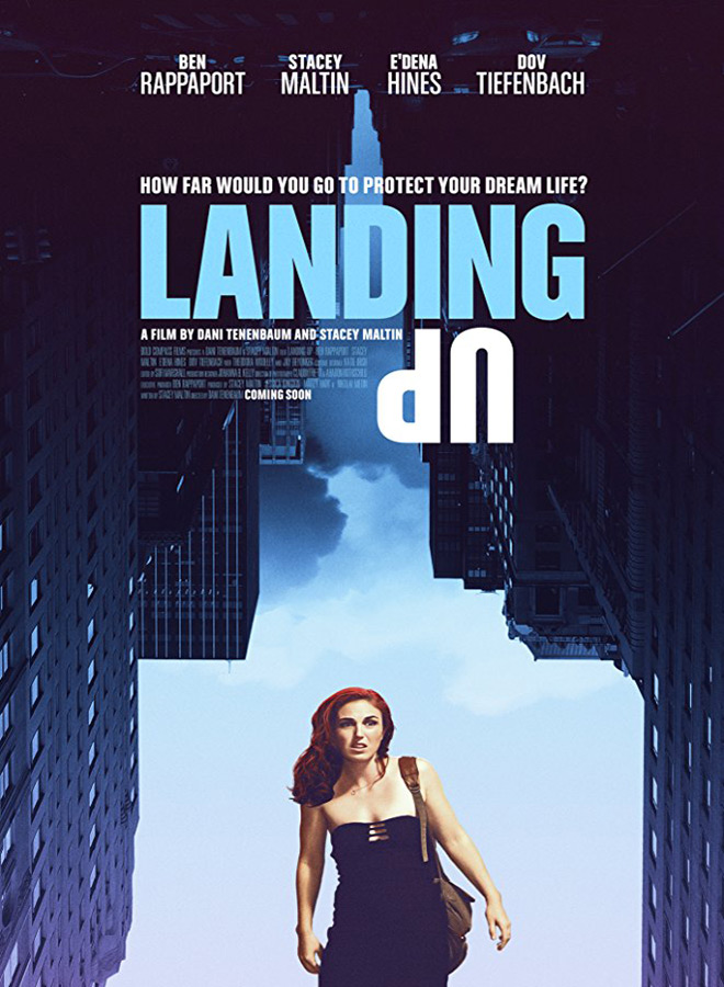 landing up poster - Landing Up (Movie Review)