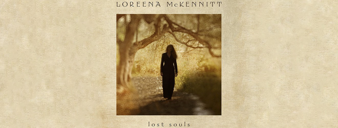 loreena slide - Loreena McKennitt - Lost Souls (Album Review)