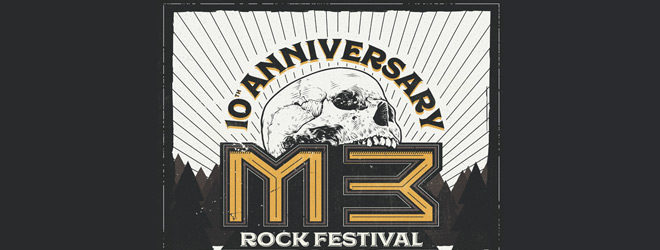 m3 2018 slide - M3 Rock Festival Returns To Celebrate 10 Years