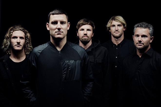 parkway drive promo - Parkway Drive - Reverence (Album Review)