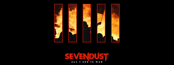 sevendust 2018 slide - Sevendust - All I See Is War (Album Review)