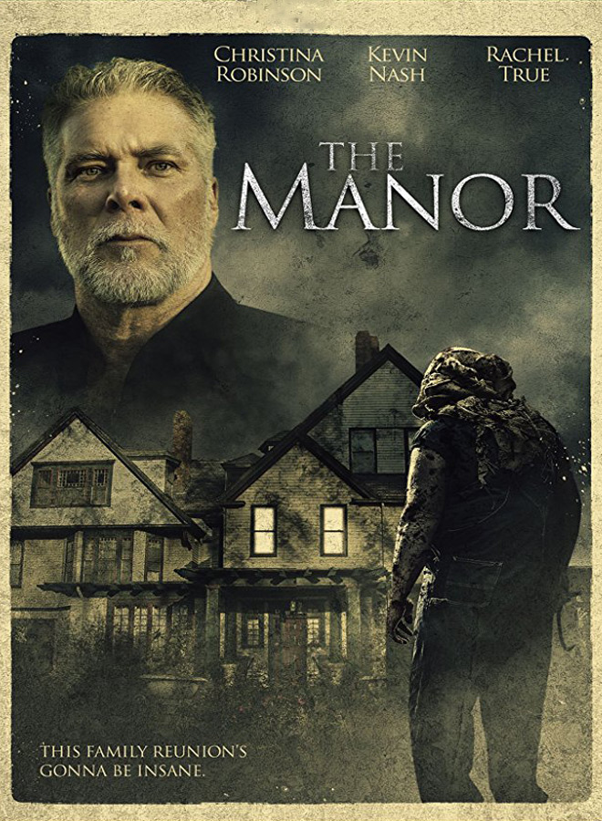 the manor poster - The Manor (Movie Review)