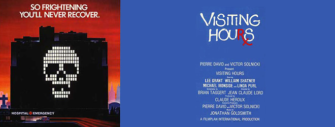 visiting hours slide - This Week in Horror Movie History - Visiting Hours (1982)