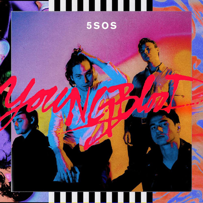 5 seconds album cover - 5 Seconds of Summer - Youngblood (Album Review)
