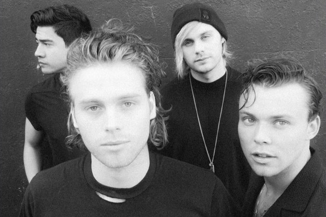 5 Seconds of Summer - Youngblood (Album Review) - Cryptic Rock