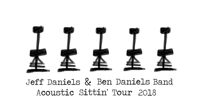 Acoustic Sittin Tour 2018 - Interview - Ben Daniels