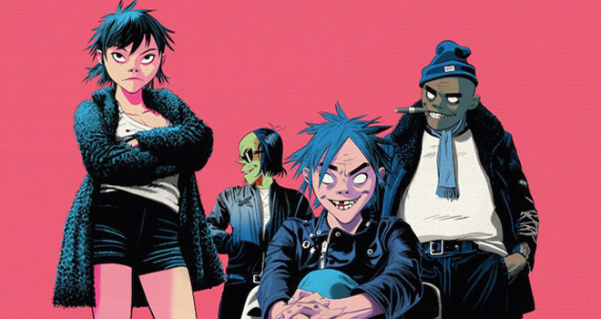 Gorillaz - Gorillaz - The Now Now (Album Review)