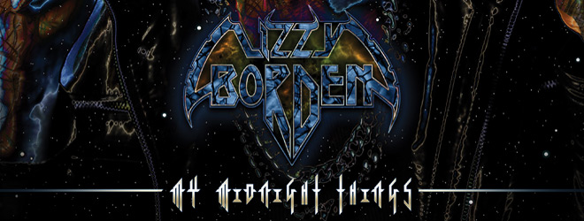 Lizzy Borden My Midnight Things slide - Lizzy Borden - My Midnight Things (Album Review)