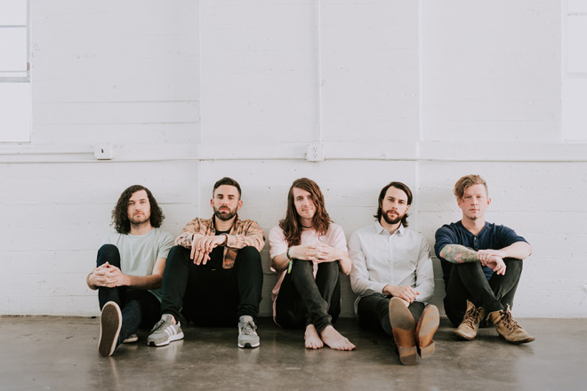 Mayday Parade credit Anna Lee - Mayday Parade - Sunnyland (Album Review)