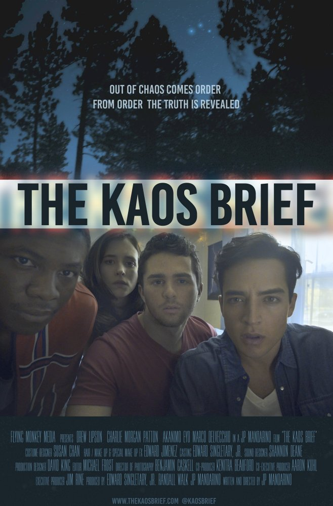 The Kaos Brief Poster - The KAOS Brief (Movie Review)