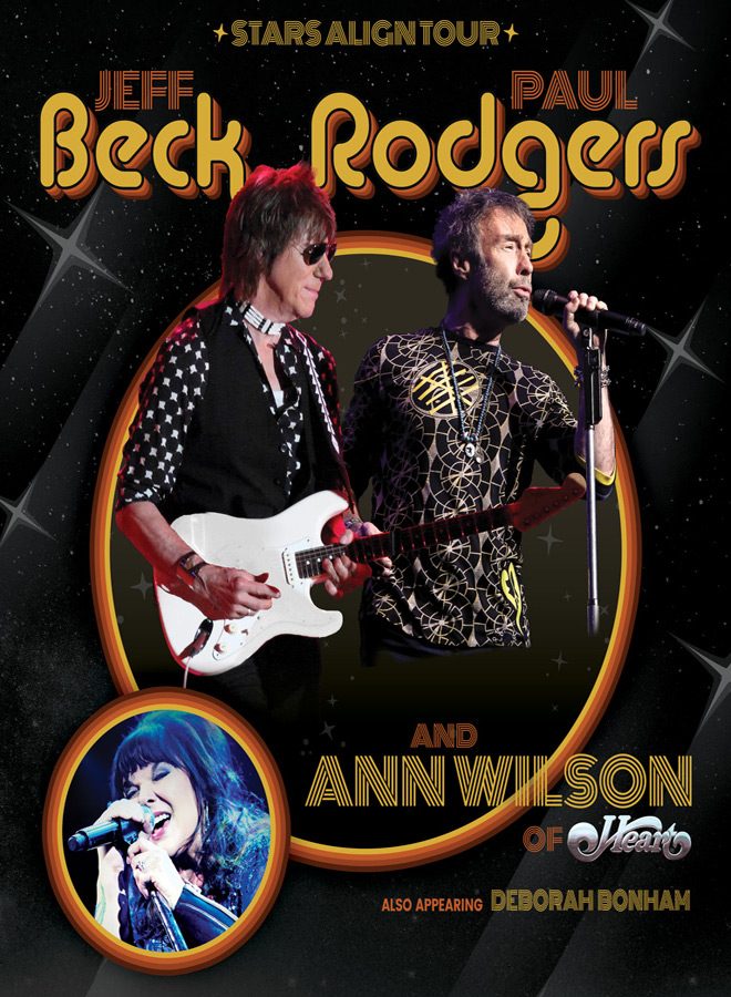 beck rodgers wilson poster - Interview - Paul Rodgers
