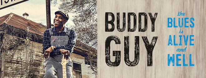 blues is alive - Buddy Guy - The Blues Is Alive And Well (Album Review)