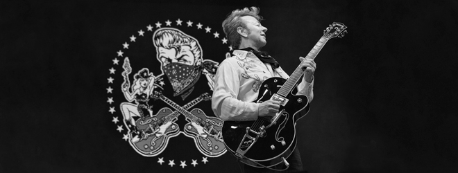 brian slide 2018 live - Brian Setzer Brings Rockabilly Riot To Littleton, Colorado 6-10-18