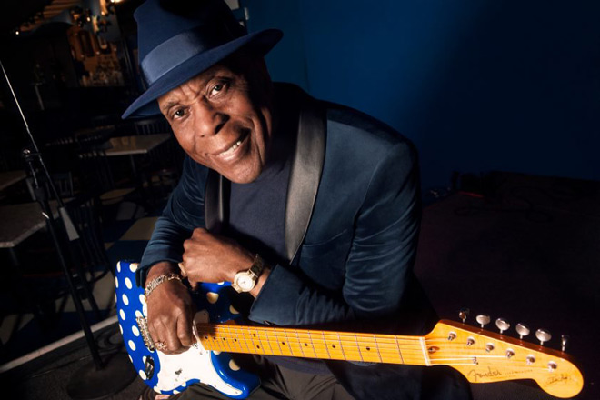 buddy guy 2018 - Buddy Guy - The Blues Is Alive And Well (Album Review)