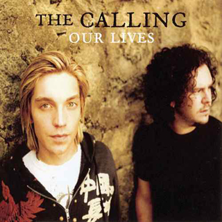 calling 2 - Interview - Alex Band of The Calling