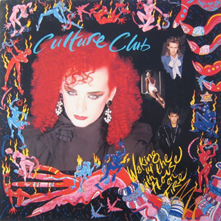 culture 1 - Interview - Boy George of Culture Club