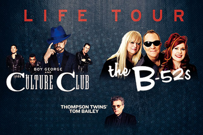 culture life - Interview - Boy George of Culture Club